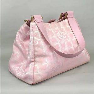 🌷🌸 24 HR SALE❗️ cute Chanel rose pink purse